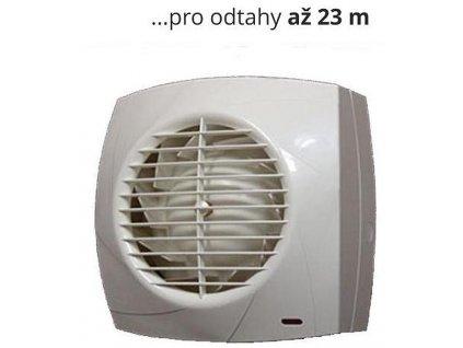 CATA Ventilátor CB 250 PLUS bílý