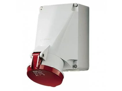 MENNEKES Zásuvka 63A/400V 5-pól. IP44 nástěnná