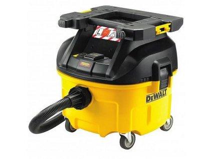 DeWALT Vysavač DWV901LT 1400W suché/mokré vysávání systém T-Stak