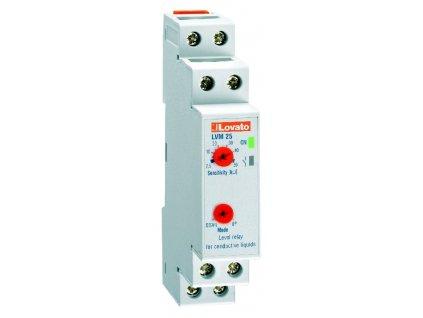 LOVATO Regulátor LVM25 240V AC výšky hladiny