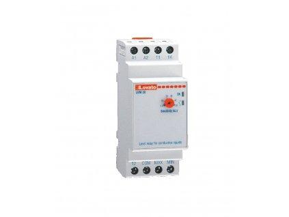 LOVATO Regulátor LVM20 A240V AC výšky hladiny