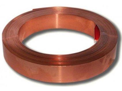 MOREK Uzemňovací pásek Cu pro ZS16, délka 0,5 m