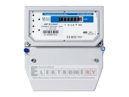 AMT Elektroměr AMT B13 SA4T x/5 3f.1s cejchovaný