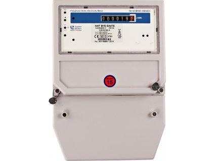 AMT Elektroměr B1E SA4TE 0,25-100A cejchovaný