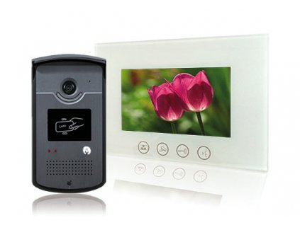 CONNECT Sada SBV 705M7 barevného videotelefonu
