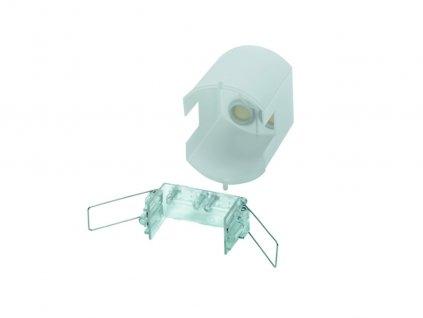 ESYLUX Sada montážní pružné svorky bílá