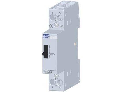 OEZ Stykač RSI-20-20-X230-M 230VAC