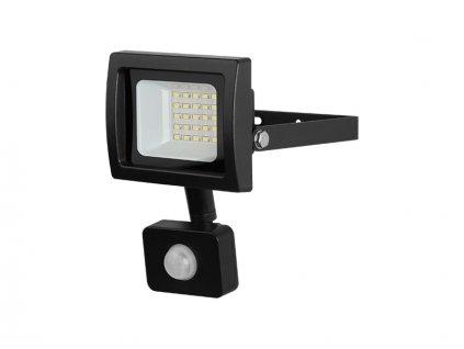 LEDMED Svítidlo LED VANA SMD 20W 1800lm 4000K reflektor s čidlem IP44
