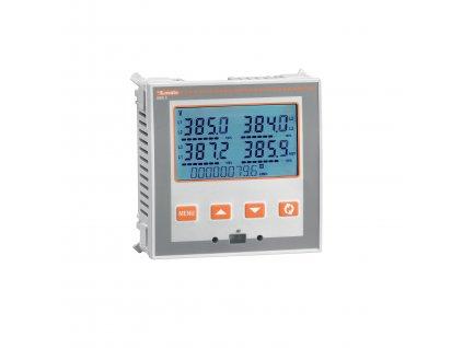 LOVATO Multimetr DMG610 digitální s LCD + RS485, pro vestavnou montáž