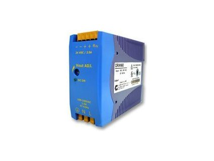 CHINFA Zdroj DRAN60-24 24VDC/60W napájecí