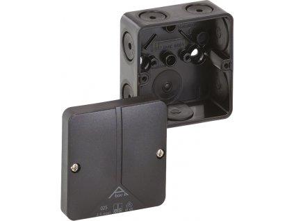 SPELSBERG Krabice ABOX-i 025-L černá