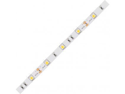 MCLED Pásek LED SMD teplá bílá 6,6W/m 504lm/m 12V 3000K IP20 50m