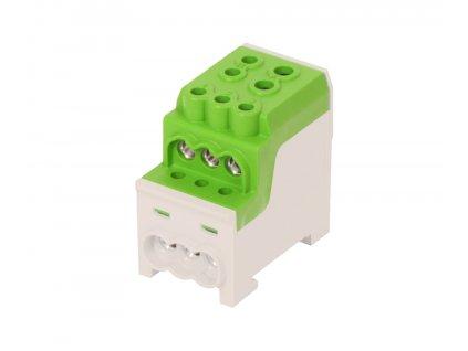 HORA ETEC Blok UVB 200 PE rozdělovací zelená