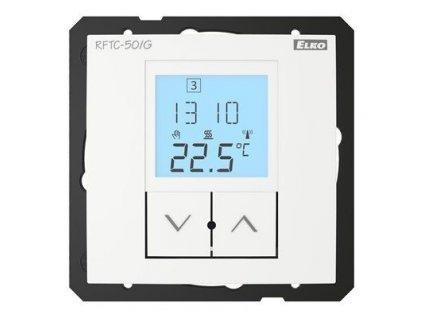 Termostat RFTC-50/G/BR bílý