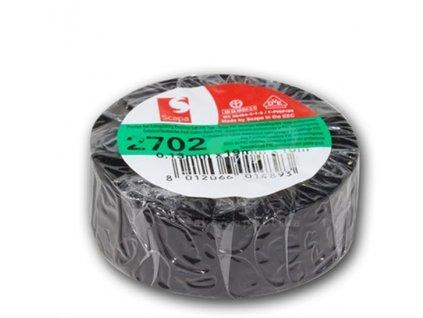 NAPRO Páska izolační 19/10m PVC černá SCAPA