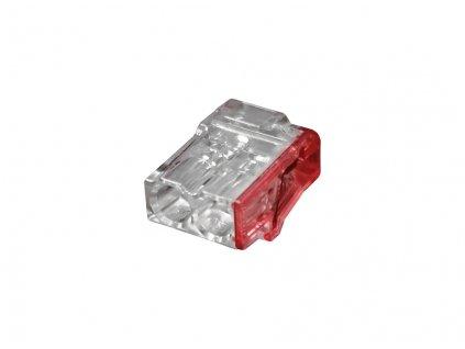 ELEMAN Svorka PC212-R 2 pólová bezšroubová