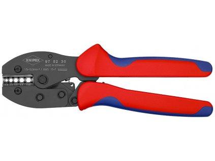 KNIPEX 97 52 30 Kleště lisovací, pákové