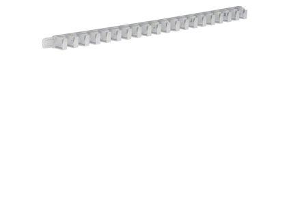 TEHALIT Kanál L2212 propojovací, VK samolepící, 16x11x250, barva šedá