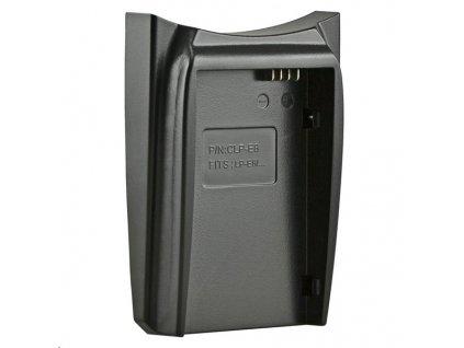 Redukce Jupio k Single nebo Dual chargeru pro Canon LP-E8