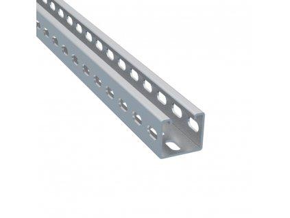 MERKUR Stojna STPM 1100 ŽZ (1,5 mm) prostorová - třístranná