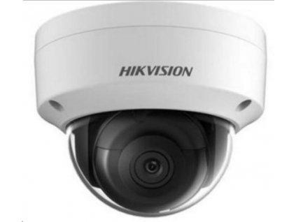 HIKVISION IP kamera 2Mpix, 1920x1080 až 25sn/s, obj. 4mm (85°), PoE, IRcut, microSD, venkovní (IP67), IK10