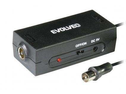 EVOLVEO Amp 1 LTE anténní zesilovač, LTE filtr