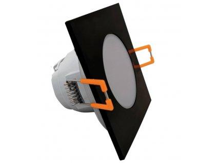 LED svítidlo BONO černé - koupelnové - 5W - IP65 - neutrální bílá - GXLL083