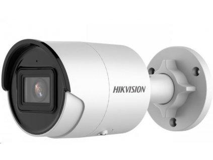HIKVISION IP kamera 2Mpix, 1920x1080 až 25sn/s, obj. 2,8mm (110°), PoE, IRcut, microSD, venkovní (IP67)