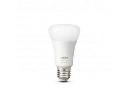HUE Žárovka LED White Ambiance Bluetooth 8,5W (80) E27 806lm IP20 (set 2ks)