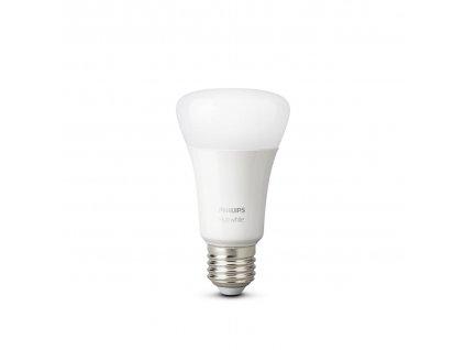 HUE Žárovka LED White Bluetooth 2 x 9W (60) E27 806lm 2700K IP20 (set 2ks)