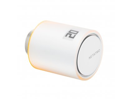 NETATMO Hlavice termostatická 2xAA baterie IP30