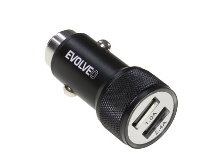 EVOLVEO MX240, Dual USB nabíječka do auta