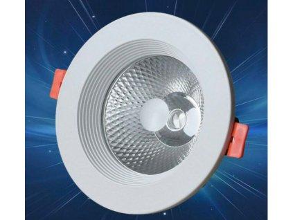 LED podhledové bodové svítidlo stmívatelné 9W - 1100 lm - IP20 - teplá bílá - kompatibilní s Loxone