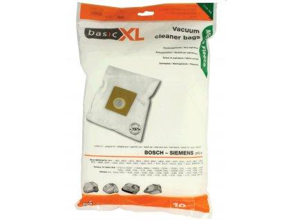Sáčky basicXL pro vysavače Bosch / Siemens D - F - G - H, 10ks