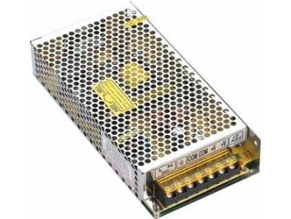 Průmyslový zdroj Carspa 12V=/120W spínaný HS-120/12
