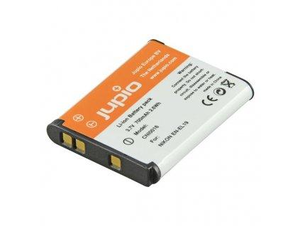 Baterie Jupio EN-EL19 pro Nikon 700 mAh