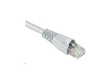 Solarix Patch kabel CAT6 UTP PVC 2m šedý snag-proof C6-114GY-2MB
