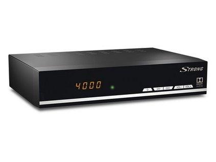 STRONG SRT7007 HD DVB-S FTA, HDMI, SCART, Ethernet, USB