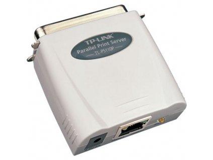 Print server TP-Link TL-PS110P Single Parallel Port Fast Ethernet