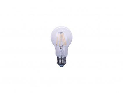 IMMAX LED žárovka Filament LED E27 teplá bílá 806lm step Dim
