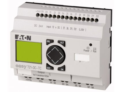 Relé EASY721-DC-TC 24VDC