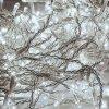 REBEL Vánoční venkovní LED osvětlení 10m, studená bílá 650x LED, IP44