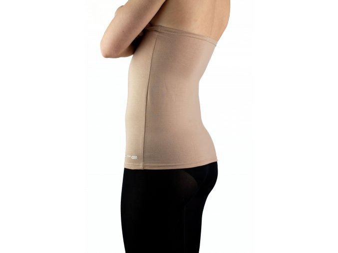 Ledvinový pás BODY -bavlna  barva tělová