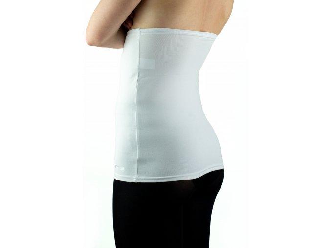 Ledvinový pás BODY -viskóza barva bílá