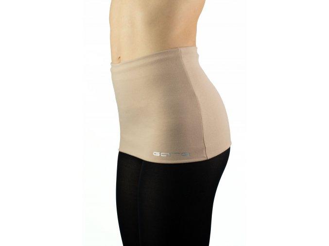 Ledvinový pás KLASIK -barva tělová