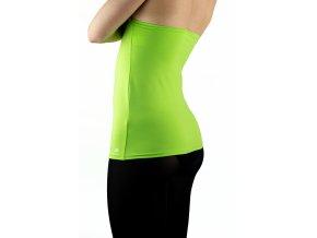 Ledvinový pás BODY -bavlna  barva hráškově zelená