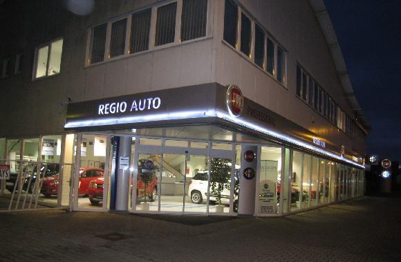 Show room REGIO AUTO, spol.s r.o.