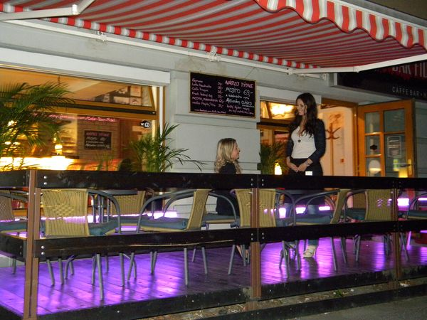 RGB Kafé Bar Fidel