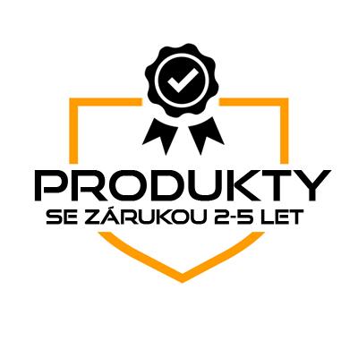 Produkty se zárukou 2 - 5 LET