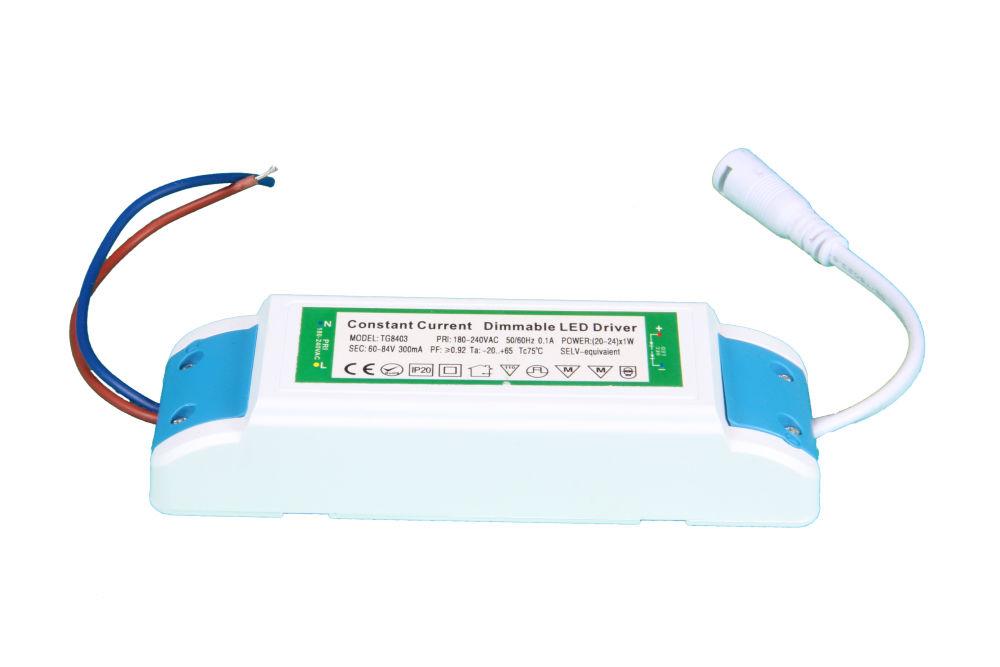 Zdroje pro LED panely